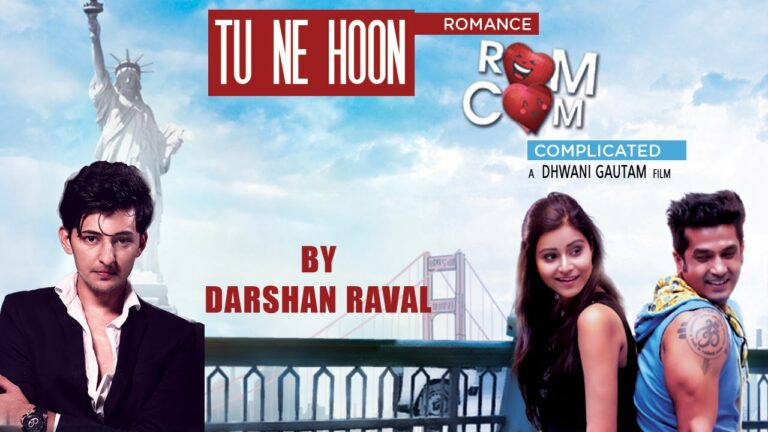 Tu Ne Hoon Lyrics - Darshan Raval