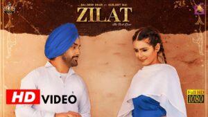 Zilat – The Book Cover Lyrics - Baldeep Brar