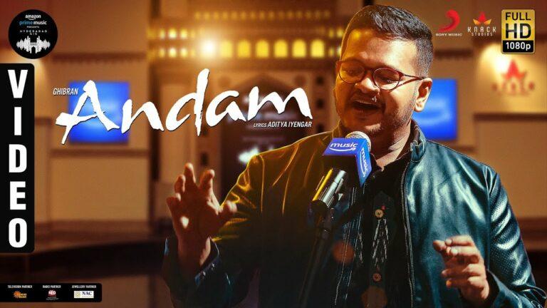Andam Lyrics - Ghibran