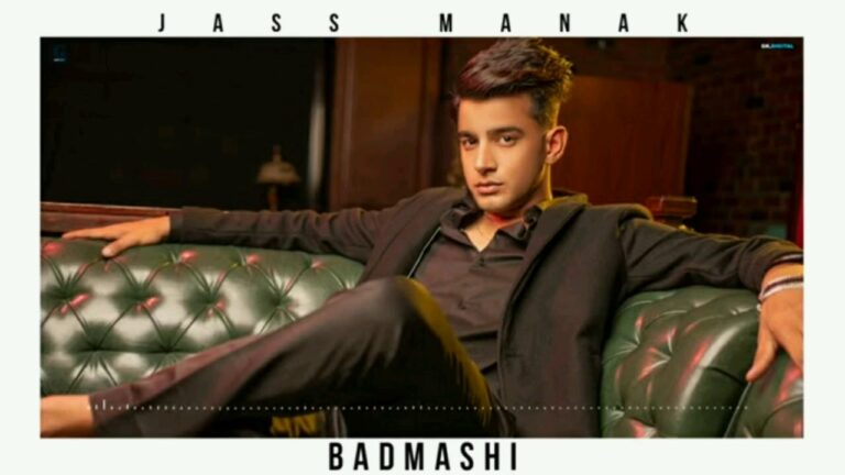 Badmashi Lyrics - Jass Manak, Gurlej Akhtar