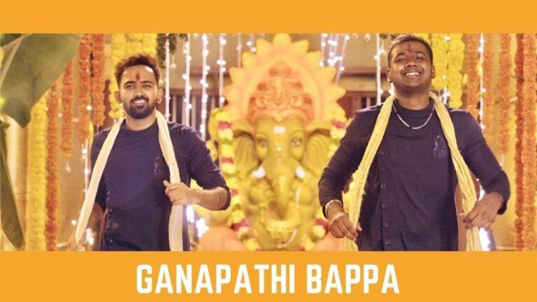Ganapathi Bappa Lyrics - Rahul Sipligunj
