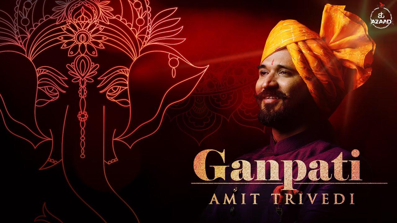 Ganpati Lyrics - Adarsh Shinde, Amit Trivedi
