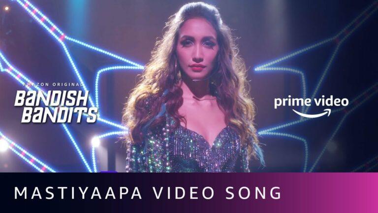Mastiyaapa Lyrics - Jonita Gandhi