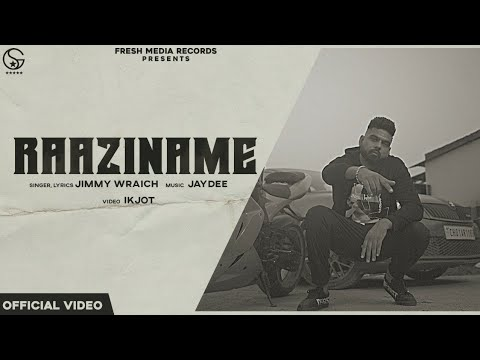 Raaziname Lyrics - Jimmy Wraich