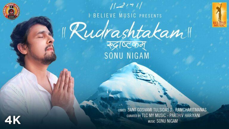 Rudrashtakam Lyrics - Sonu Nigam