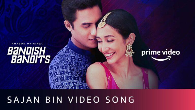 Sajan Bin Lyrics - Shivam Mahadevan, Jonita Gandhi