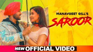 Saroor Lyrics - Manavgeet Gill