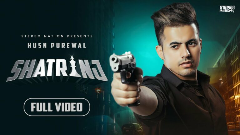 Shatranj Lyrics - Husn Purewal