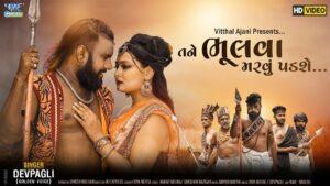 Tane Bhulva Mate Mare Marvu Padshe Lyrics - Dev Pagli