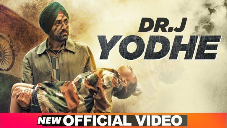 Yodhe Lyrics - Dr. J