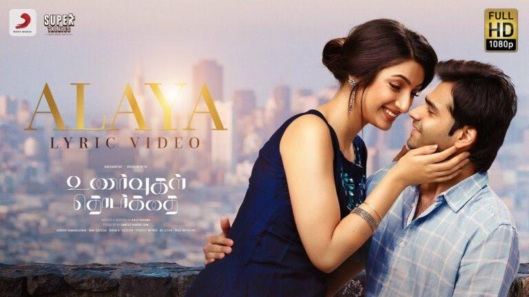 Alaya Lyrics - Nikhita Gandhi, Hari Dafusia