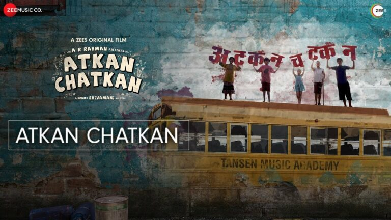 Atkan Chatkan Lyrics - Idhazhiga, R.S.Rakthaksh, Lydian Nadaswaram