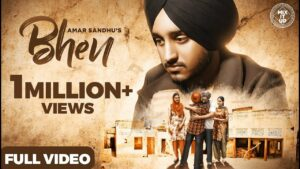 Bhen Lyrics - Amar Sandhu