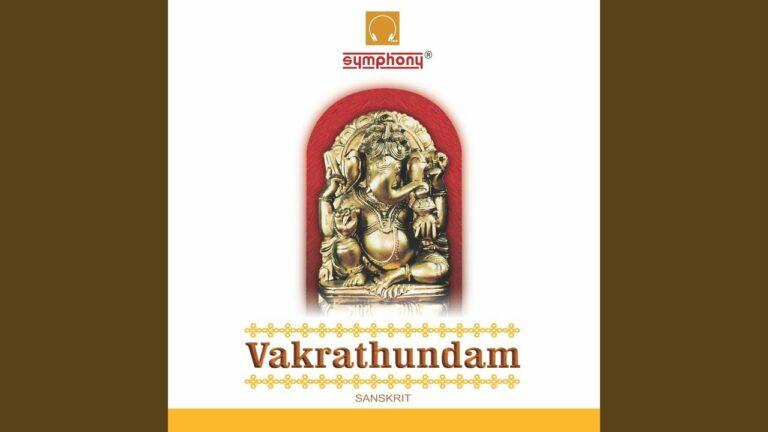 Ekadantha Stothram Lyrics - V.Kasi Vishwanath Sharma, N. S. Prakasa Rao