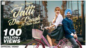 Jatti Da Crush Lyrics - Kay Vee Singh
