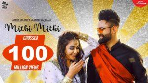 Mithi Mithi Lyrics - Jasmine Sandlas, Amrit Maan