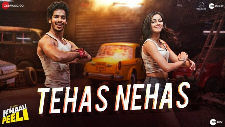 Tehas Nehas Lyrics - Prakriti Kakkar, Shekhar Ravjiani