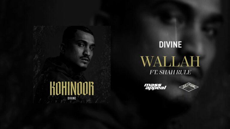 Wallah Lyrics - Divine