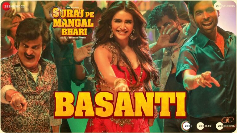 Basanti Lyrics - Payal Dev, Danish Sabri