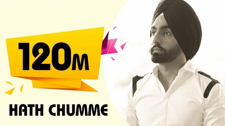 Hath Chumme Lyrics - Ammy Virk, B Praak
