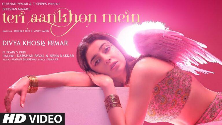 Teri Aankhon Mein Lyrics - Darshan Raval, Neha Kakkar