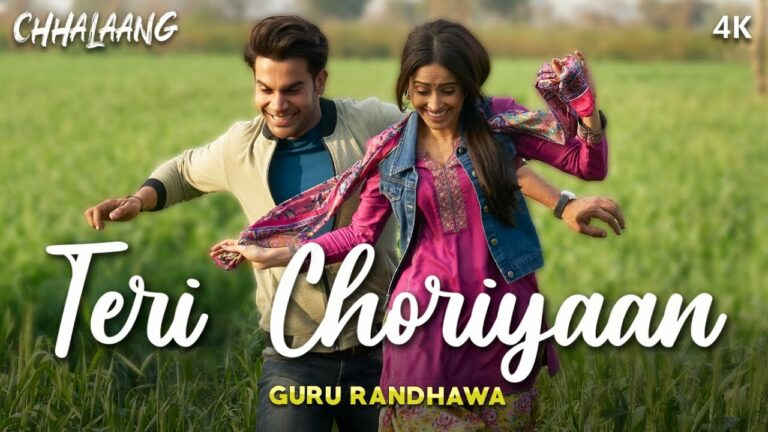 Teri Choriyaan Lyrics - Guru Randhawa, Payal Dev