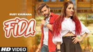 Fida Lyrics - Ruby Khurana
