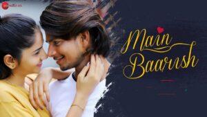 Main Baarish Lyrics - Raj Barman