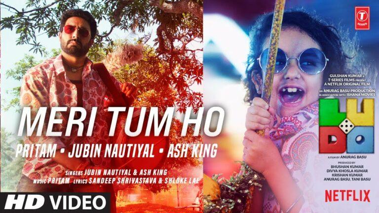 Meri Tum Ho Lyrics - Jubin Nautiyal, Ash King