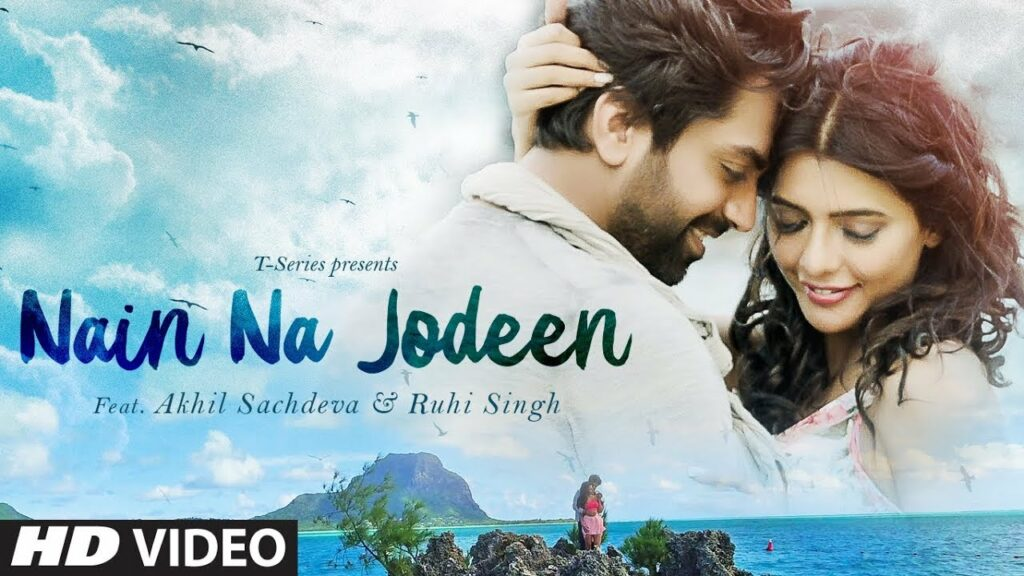 Nain Na Jodeen Lyrics - Akhil Sachdeva (Nasha)