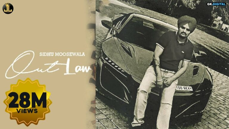 Outlaw Lyrics - Sidhu Moose Wala