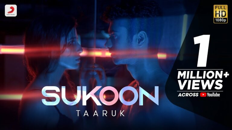 Sukoon Lyrics - Taaruk
