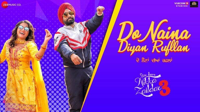 Do Naina Diyan Rufllan Lyrics - Nachhatar Gill