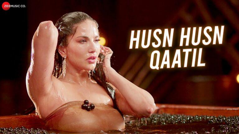 Husn Husn Qaatil Lyrics - Srishti Bhandari