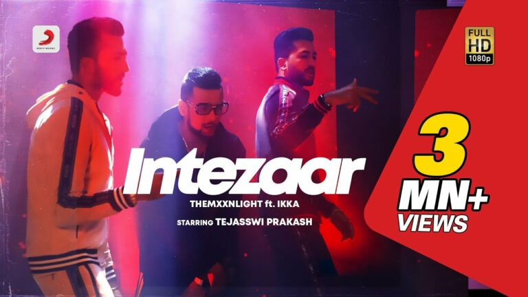 Intezaar Lyrics - Themxxnlight, Ikka Singh