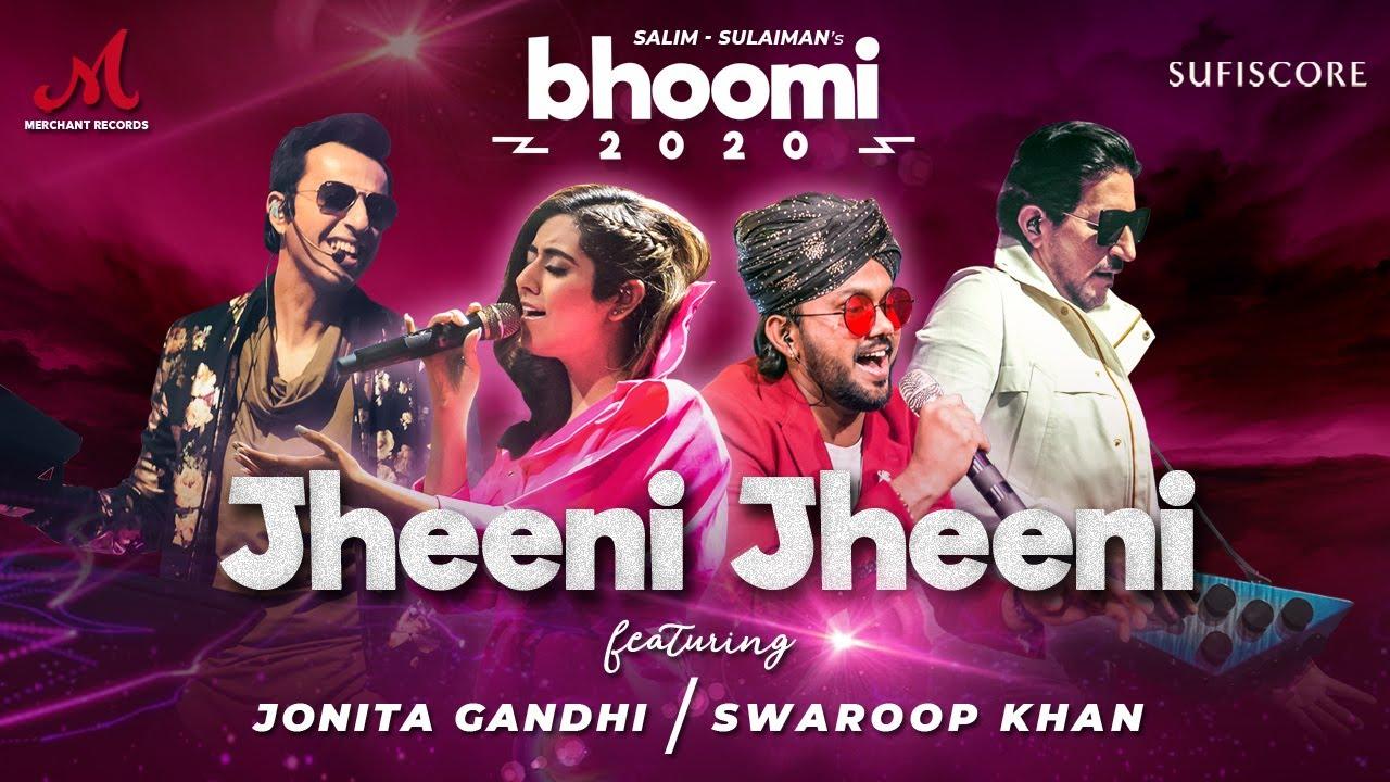 Jheeni Jheeni Lyrics - Jonita Gandhi, Swaroop Khan