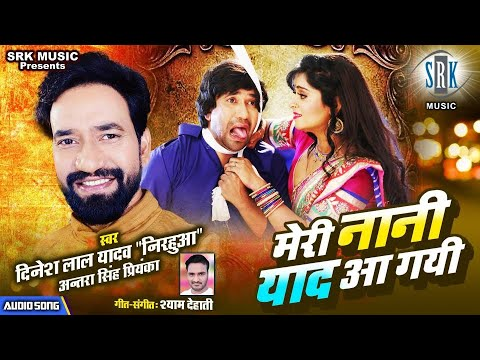 Meri Nani Yaad Aa Gai Lyrics - Dinesh Lal Yadav Nirahua, Antra Singh Priyanka