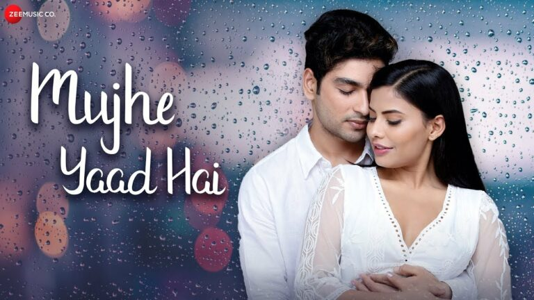 Mujhe Yaad Hai Lyrics - Yasser Desai