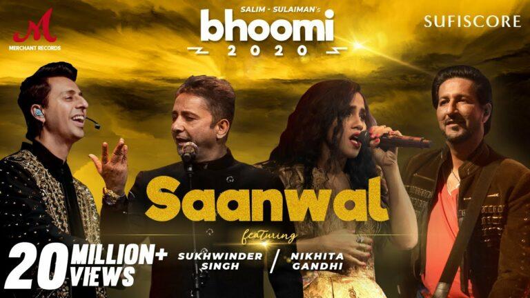 Saanwal Lyrics - Sukhwinder Singh, Nikhita Gandhi