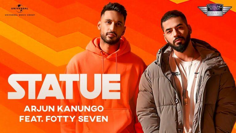 Statue Lyrics - Arjun Kanungo, Fotty Seven