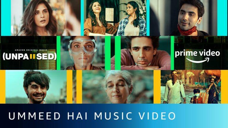 Ummeed Hai Lyrics - Jubin Nautiyal