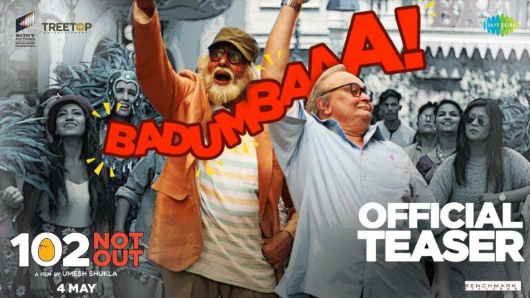 Badumbaaa Lyrics - Amitabh Bachchan, Rishi Kapoor