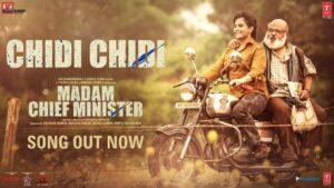 Chidi Chidi Lyrics - Swanand Kirkire