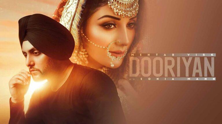 Dooriyan Lyrics - Mehtab Virk