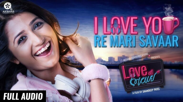 I Love You Re Mari Savaar Lyrics - Jonita Gandhi