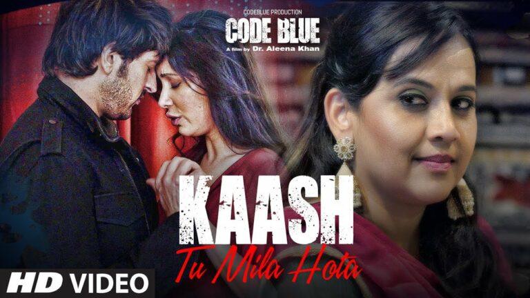 Kaash Tu Mila Hota Lyrics - Jubin Nautiyal