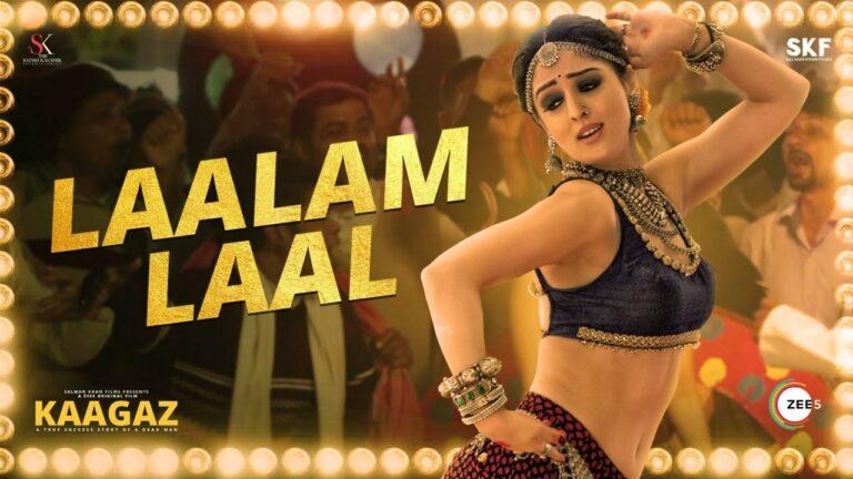 Laalam Laal Lyrics - Rajnigandha Shekhawat