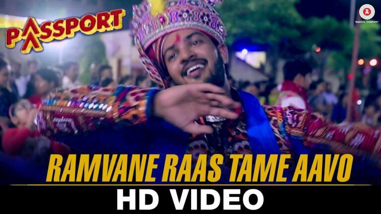 Ramvane Raas Tame Aavo Lyrics - Osman Mir
