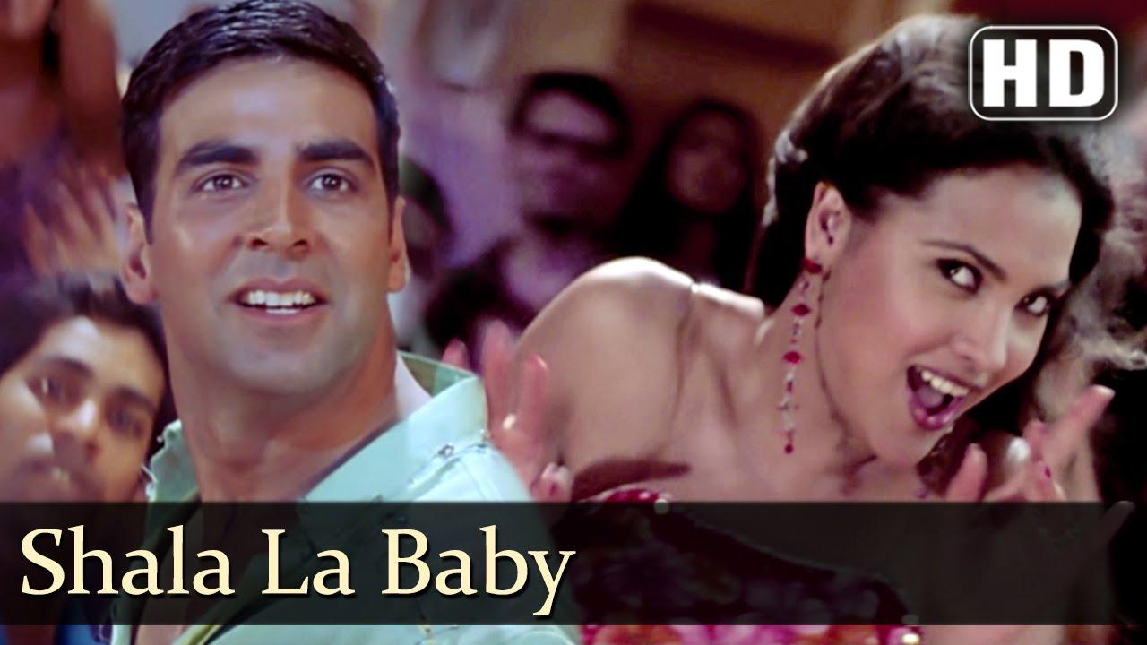 Shala La Baby Lyrics - Alka Yagnik, Shaan