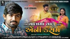 Tane Vala Maa Valu Hoy Aeni Kasam Lyrics - Vijay Jornang